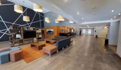 Hotel Plus Monterrey Nuevo Sur 3D Model
