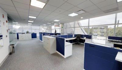 Oficinas Calakmul 3D Model