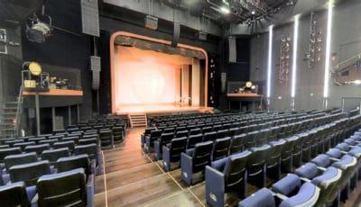 Teatro Telcel 3D Model