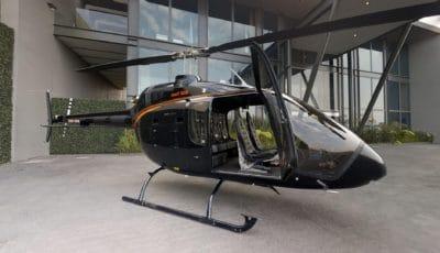 Bell 505 3D Model
