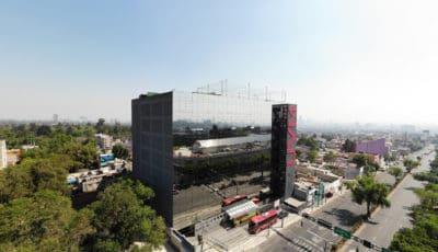 Tour virtual 360º UVM Chapultepec